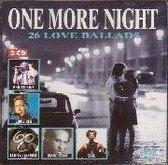 One More Night - 26 Love Ballads (2 CD's)