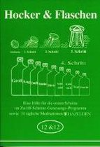 Hocker und Flaschen
