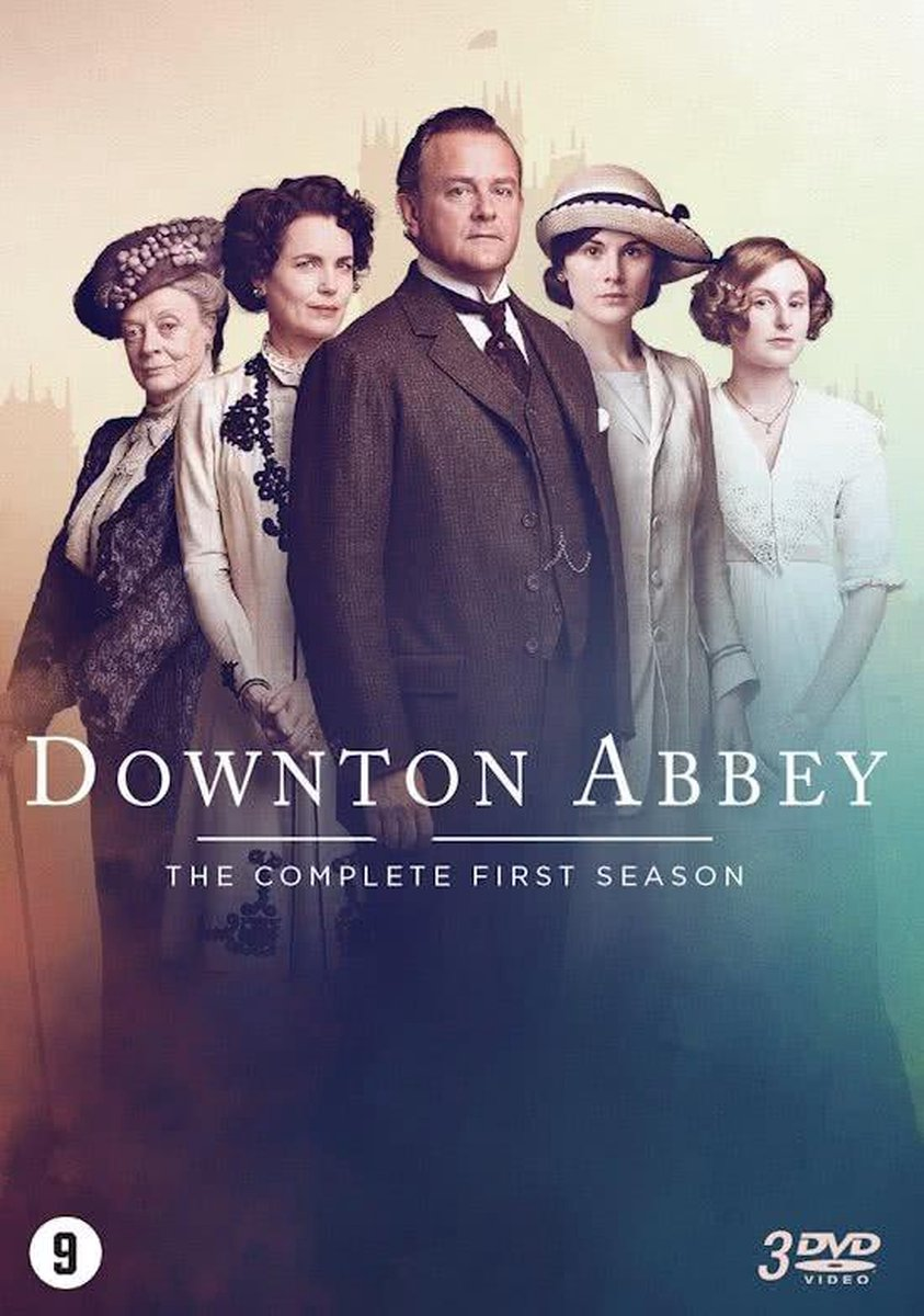 Downton Abbey - Seizoen 1 - Tv Series