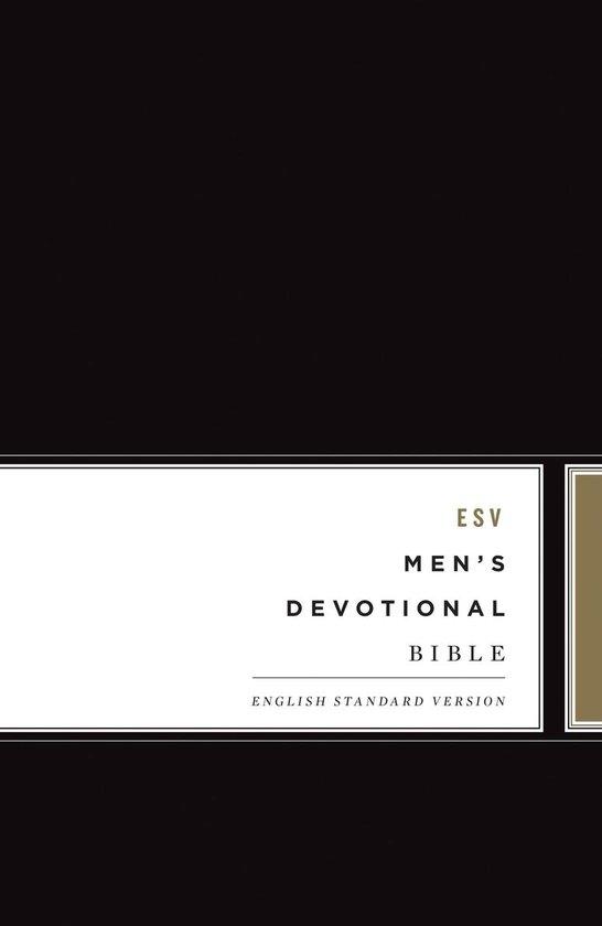 Boek cover ESV Mens Devotional Bible van Christopher Ash (Onbekend)