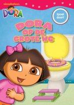 Dora  -   Dora op de grote wc
