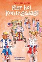 Besten, Janny den - Hiep hoi koningsdag!
