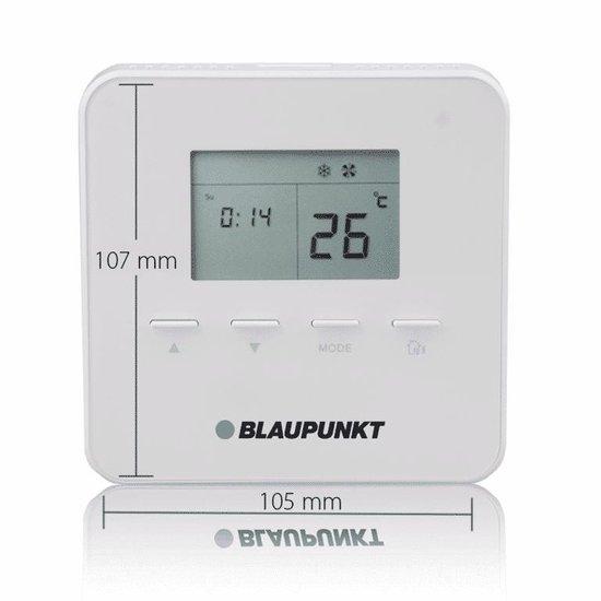Blaupunkt Slimme Thermostaat TMST-S1 - Smart Home - Snel geïnstalleerd
