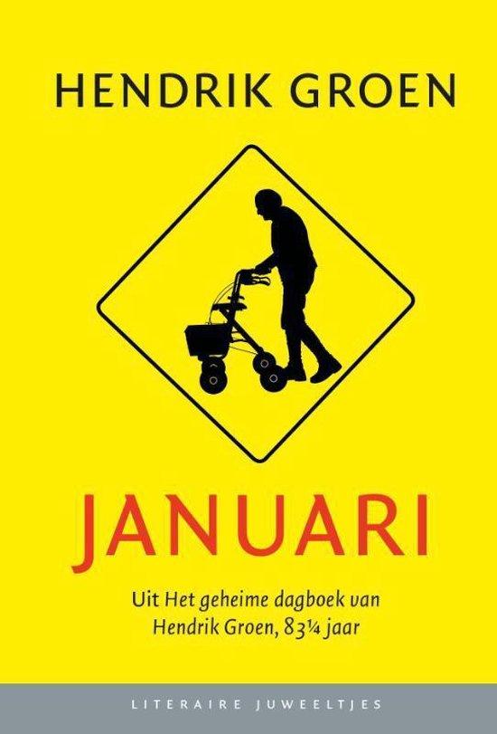 Literaire Juweeltjes - Januari - Hendrik Groen |