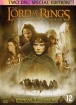 Lord Of The Rings, The Fellowship Of The Ring 2 Dvd