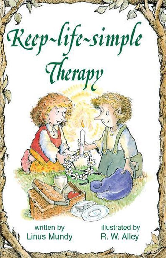 Omslag van Keep-life-simple Therapy