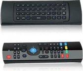 Lipa Mx 3 remote draadloze afstandsbediening + Toetsenbord en pointer mouse