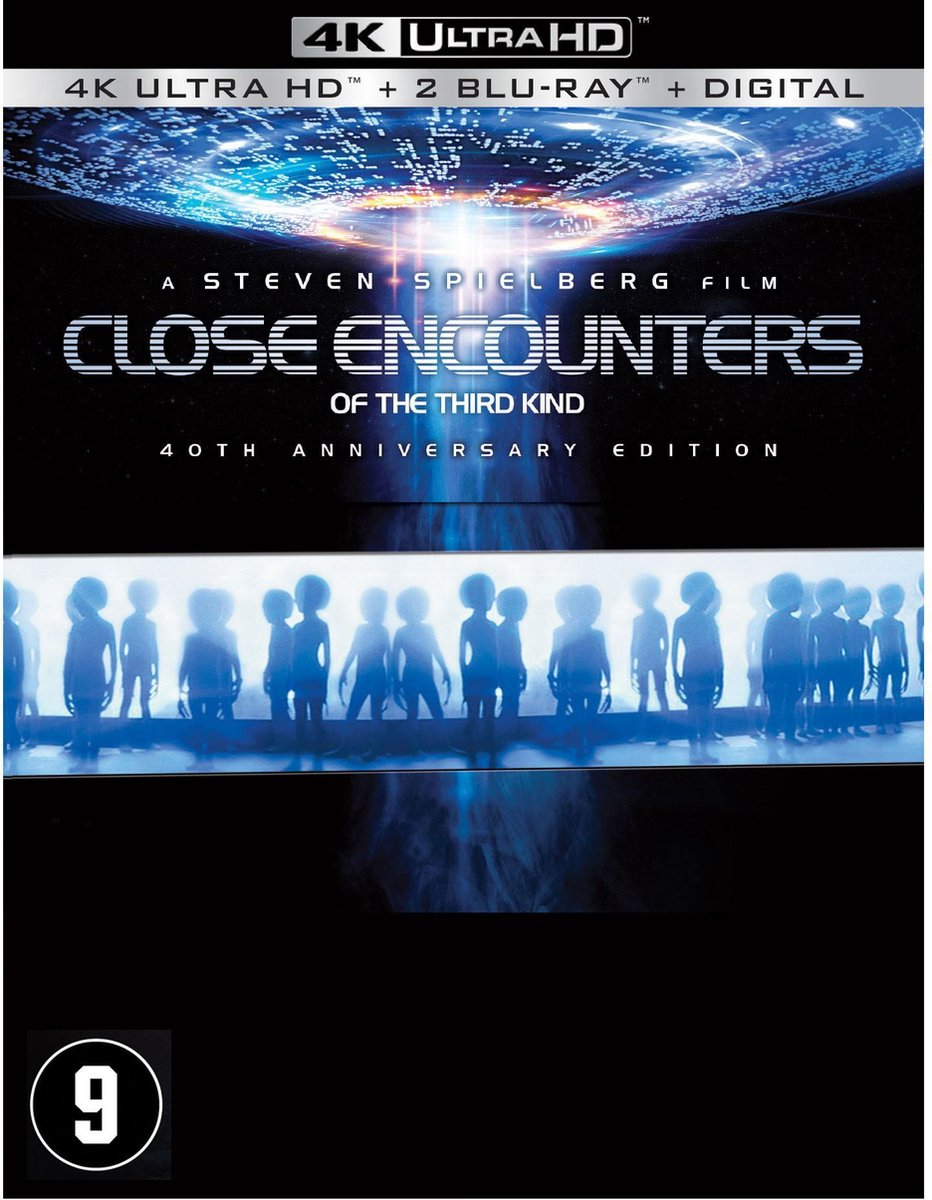 Close Encounters of the Third Kind (Limited Edition) (4K Ultra HD Blu-ray)-