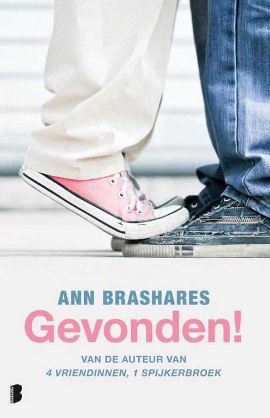 Gevonden! - Ann Brashares pdf epub