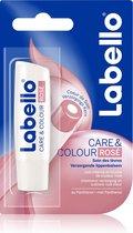 Labello Care & Colour Rosé Roze Glans lippenstift