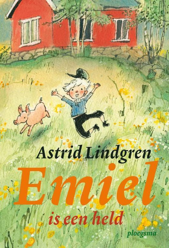 Emiel is een held - Astrid Lindgren |