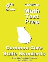 Georgia 4th Grade Math Test Prep
