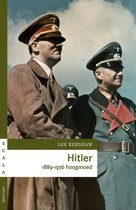 Boek cover Hitler / 1889-1936: hoogmoed van Ian Kershaw