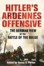 Boek cover Hitlers Ardennes Offensive van Danny S. Parker