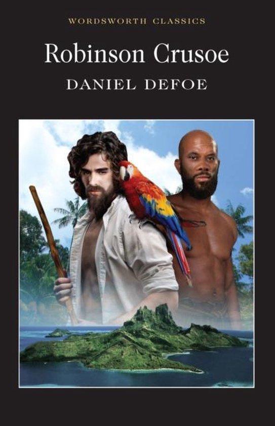 Boek cover Robinson Crusoe van Daniël Defoe (Paperback)