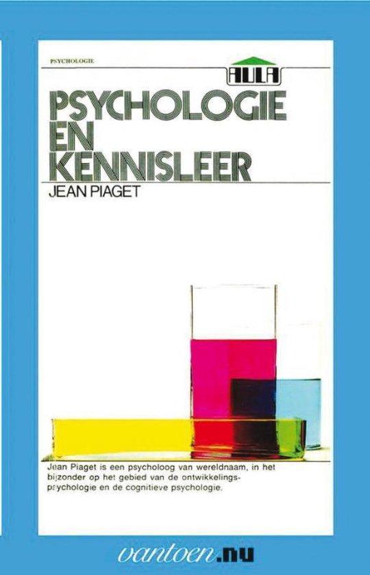 Vantoen.nu - Psychologie en kennisleer - J. Piaget | Readingchampions.org.uk