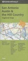 San Antonio, Austin & the Hill Country Regional Map