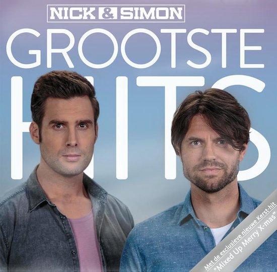 CD cover van Grootste Hits van Nick & Simon