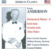 Anderson: Orchestral Music 4