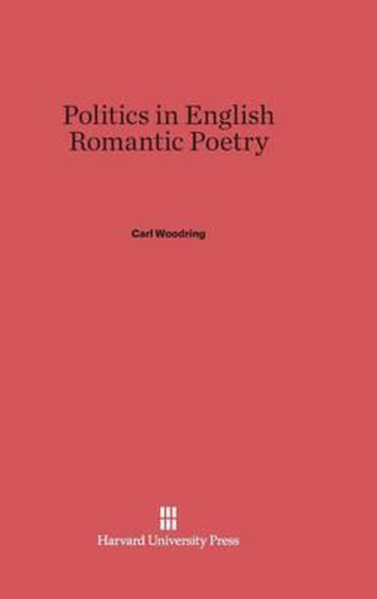 Politics in English Romantic Poetry