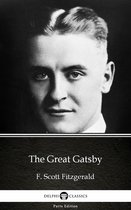 The Great Gatsby by F. Scott Fitzgerald - Delphi Classics (Illustrated)