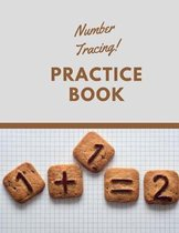 Number Tracing Practice Book