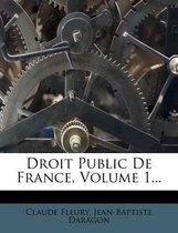 Droit Public de France, Volume 1...