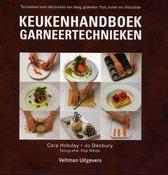 Keukenhandboek garneertechnieken. Technieken voor decoraties van deeg, groenten, fruit en chocolade