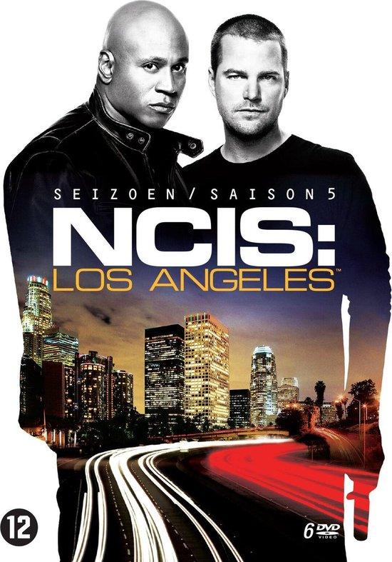 Cover van de film 'NCIS: Los Angeles'