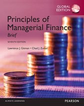 Principles of Managerial Finance: Brief, Global Edition