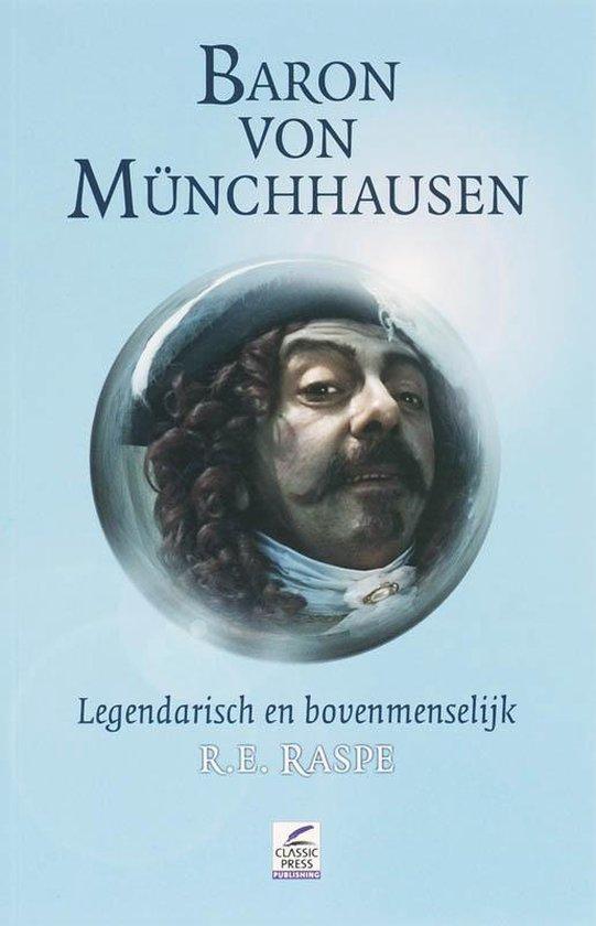 Baron Von Munchhausen - Rudolf Erich Raspe   Readingchampions.org.uk