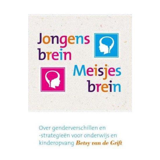 Jongensbrein/meisjesbrein - Betsy van de Grift | Fthsonline.com