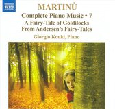 Martinu: Piano Music 7
