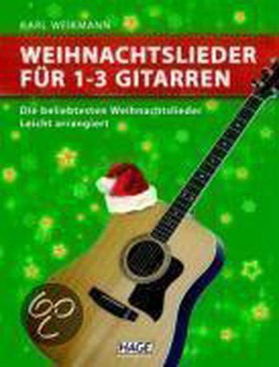 Weihnachtslieder für 1-3 Gitarren