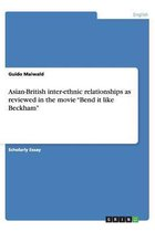 Asian-British inter-ethnic relationships as reviewed in the movie Bend it like Beckham