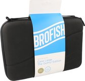 Brofish Case Large GoPro Edition - Zwart