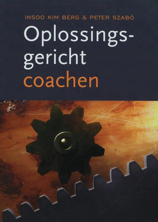 Oplossingsgericht coachen - Insoo Kim Berg   Fthsonline.com