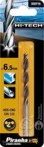 Piranha HI-TECH metaalboor 6,5mm X50716