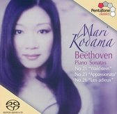 Beethoven: Piano Sonatas Nos. 21, 23 & 26 - Kodama -SACD- (Hybride/Stereo/5.1)