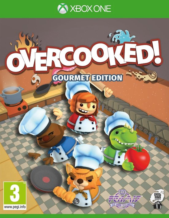 Overcooked! – Gourmet Edition – Xbox One