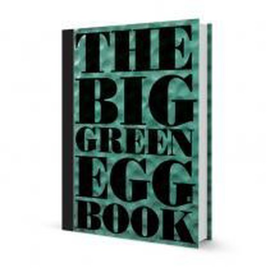 Boek cover The Big Green Egg van Vanja van der Leeden (Hardcover)