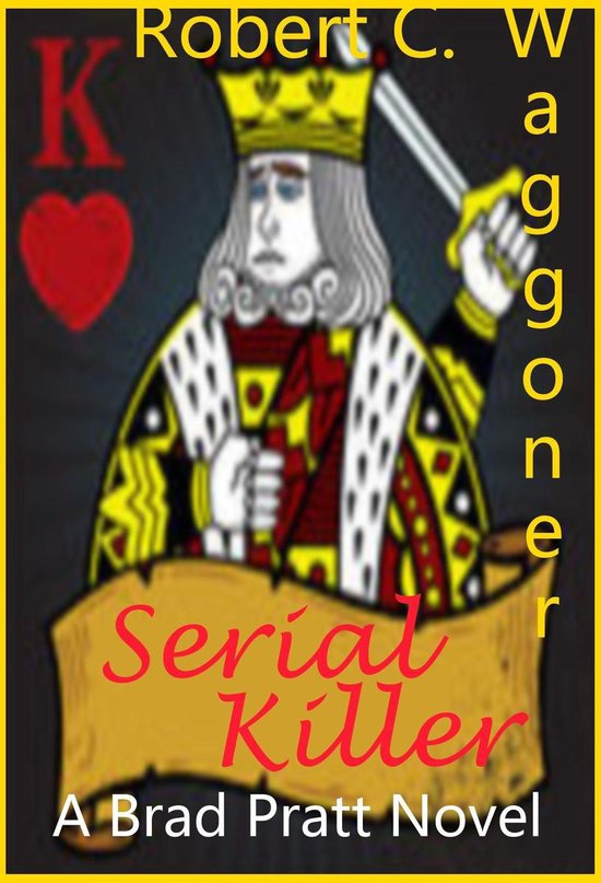 Omslag van Serial Killer