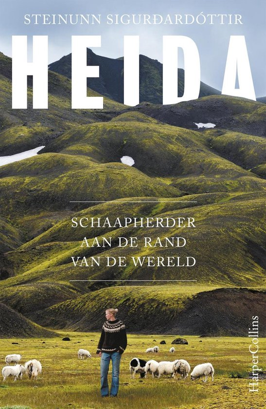 Heida - Steinunn Sigurdardottir |