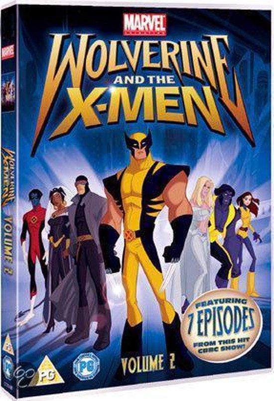 Cover van de film 'Wolverine And The X-Men: Volume 2'