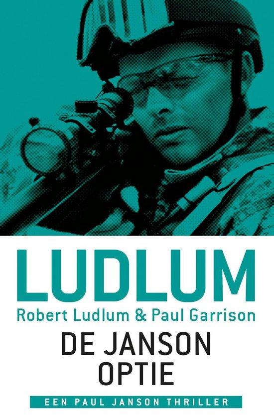 De Janson optie - Robert Ludlum |