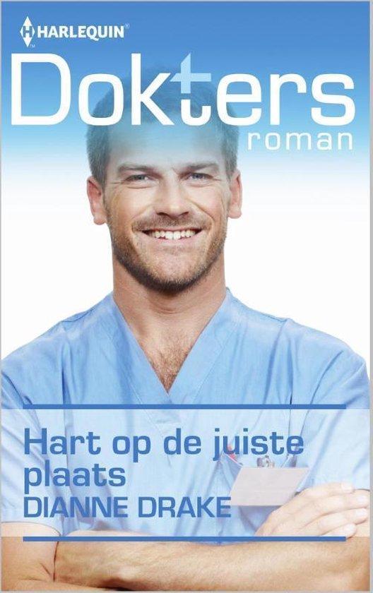 Hart op de juiste plaats - Doktersroman 73A - Dianne Drake |
