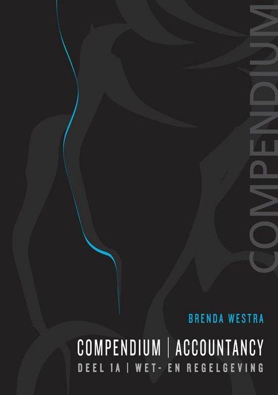 Compendium Accountancy / 1A - Brenda Westra  