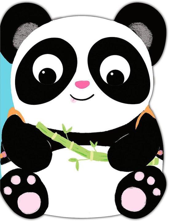Thomas' woudavontuur (panda) - Dierenavonturen  