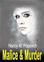 Omslag Malice & Murder