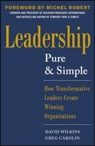Leadership Pure and Simple